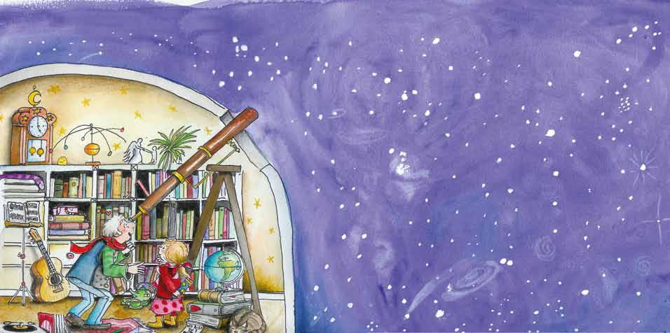 Teleskop Urheberrecht: Julia Ginsbach, Copyright: Bosworth Music GmbH